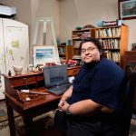 Angelo Bissessarsingh: back in times