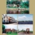 Top: Godo Village, beside the Suriname River; Middle: imposing townhouses on Waterfront Street, Paramaribo; crossing the Suriname River to Commewijne; Below: the Suriname Museum in Fort Zeebrndia; Dutch sluice gate at Commewijne. Photographs by Simon Lee