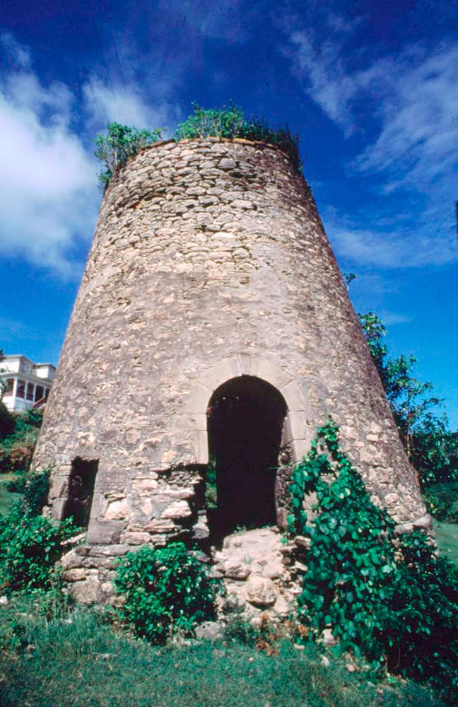 Windmill. Photo courtesy Grenada Board of Tourism