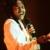 Jamaican gospel- reggae singer Carlene Davis. Photograph by Sean Drakes