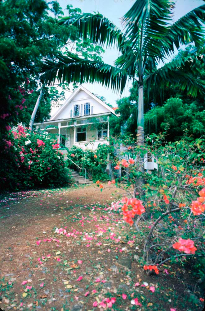 Arawak Island Perfume headquarters, St George's. Photo by Chris HuxleyArawak Island Perfume headquarters, St George's. Photo by Chris Huxley
