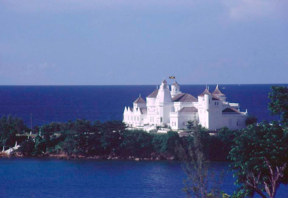 Trident Castle. Photograph by Roy O'brien/Jamaica Tourist Board