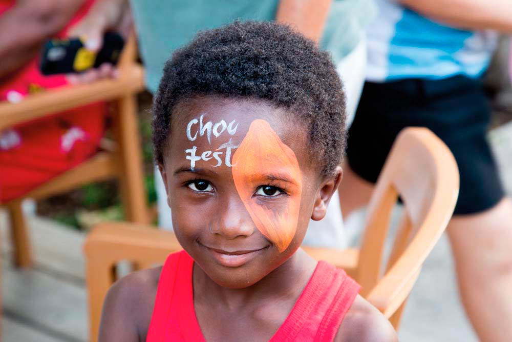 Photo courtesy Grenada Chocolate Fest