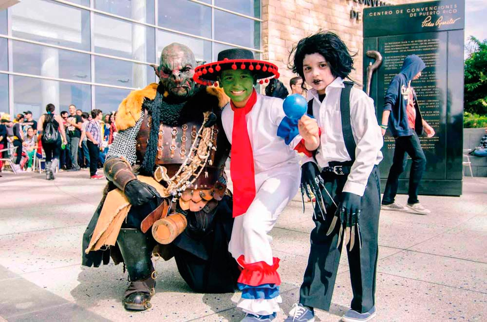 Photo courtesy PR Comic Con