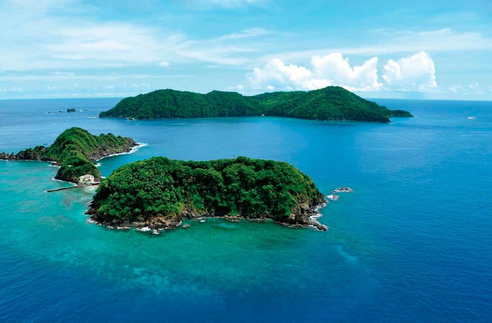 Photo courtesy Division of Tourism & Transportation Tobago