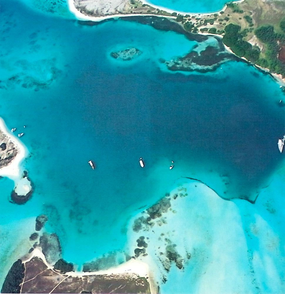Archipelago Los Roques National Park. Photograph by Ramon Rangel
