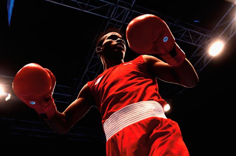 Lázaro Álvarez. Photo by Warren Little/Getty Images