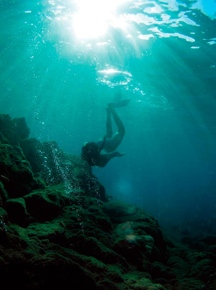 Champagne Reef, Dominica. Photo by Madisetti/Images Dominica