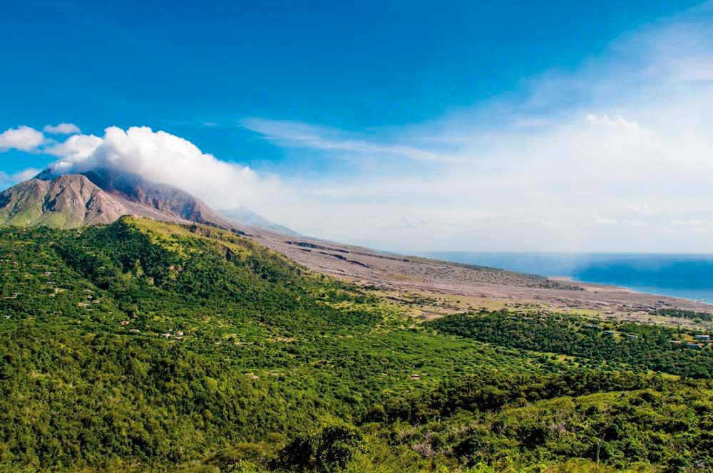 Montserrat. Photo by Patrick Bennett/Uncommon Caribbean