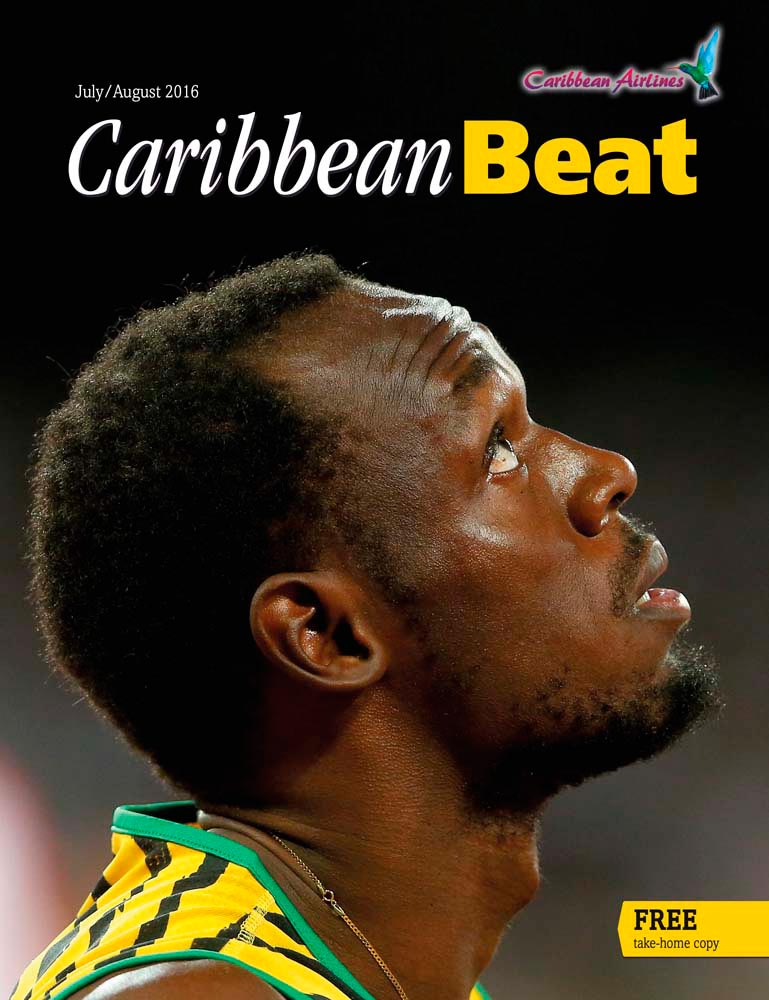 The greatest Caribbean athlete of all time? Jamaican Usain Bolt is definitely a contender, as he defends his Olympic titles at the 2016 games in Rio de Janeiro. Photo by Alexander Hassenstein/Getty Images