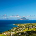 On a clear day in St Kitts . . .
