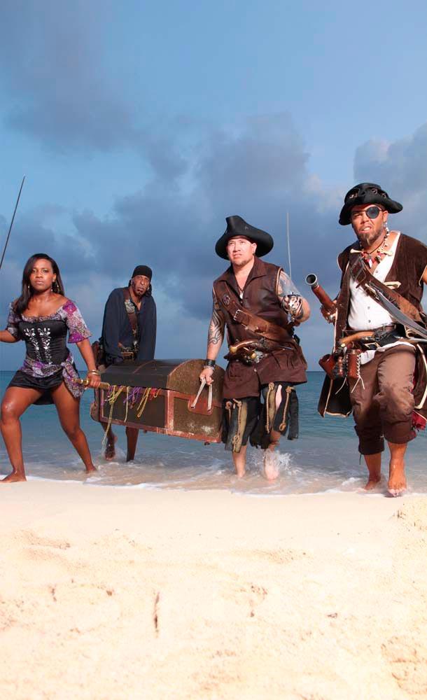 Photo courtesy Pirates Week Festival