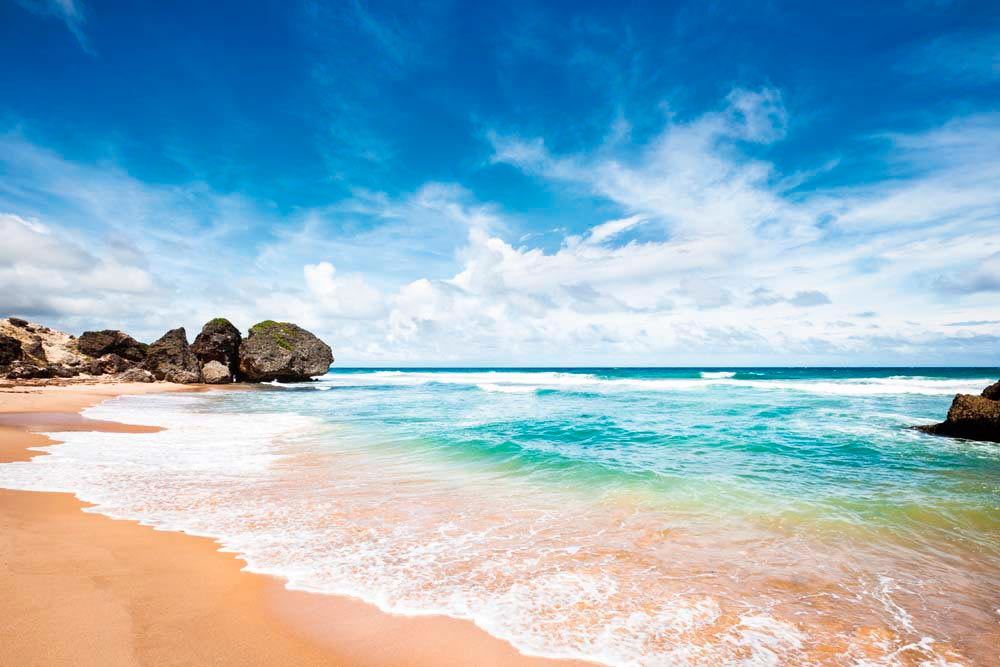 Bathsheba, on Barbados's east coast. ©iStock.com/Tomml