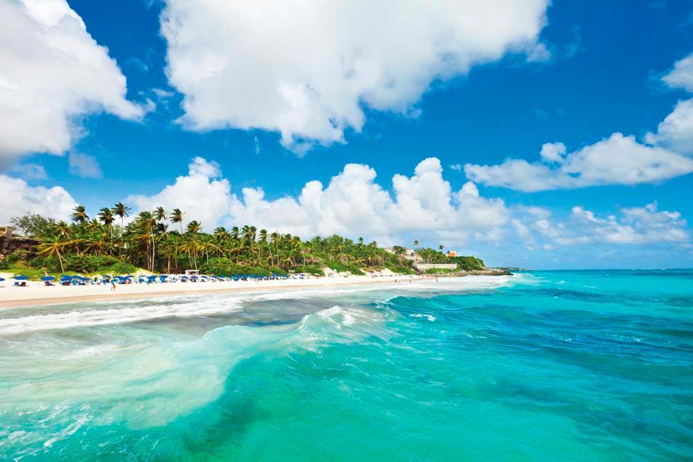 C is for Crane Beach, Barbados. ©iStock.com/Tomml