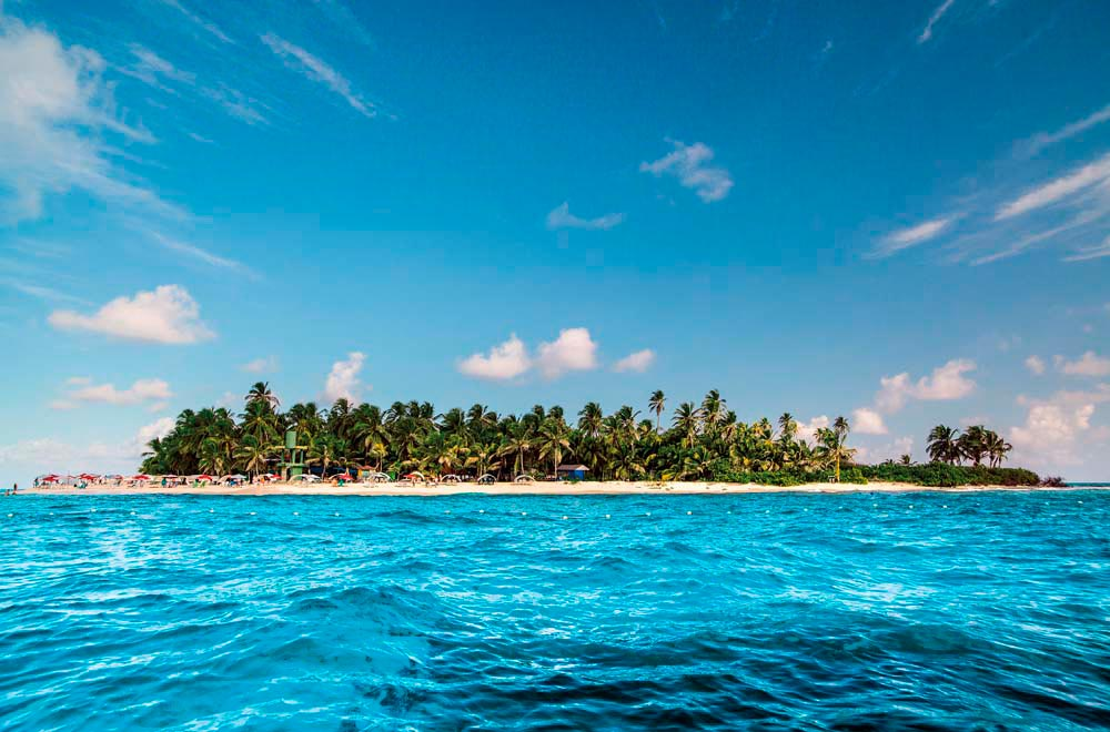 J is for Johnny Cay, San Andres. Photo by Pipojackman/Shutterstock.com
