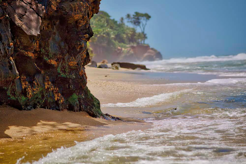 Y is for Yarra Bay on Trinidad's north coast — part of our alphabet of Caribbean beaches. Photo by Chris Anderson