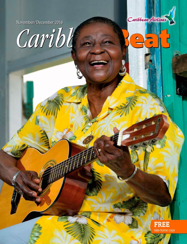 Tobago-born musical legend Calypso Rose. Richard Holder, courtesy Stonetree Records/Maturity