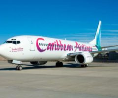 Photo courtesy Caribbean Airlines