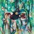 The Sombre Malembo, God of the Crossroads (1943). The Rudman Trust © Sdo Wifredo Lam, courtesy Tate Modern