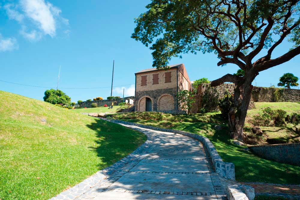 Fort King George is one of the best preserved of Tobago's historic sites — and enjoys some of the most impressive views. ©DebraLeeWiseberg / iStock.com