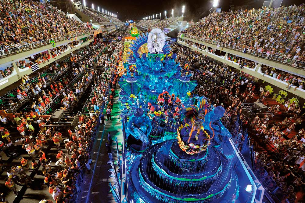 Rio de Janeiro, Brazil. Photo by T Photography / Shutterstock.com