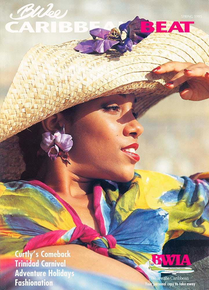 Actress Renée Castle, Spring 1995. Photo by Sean Drakes