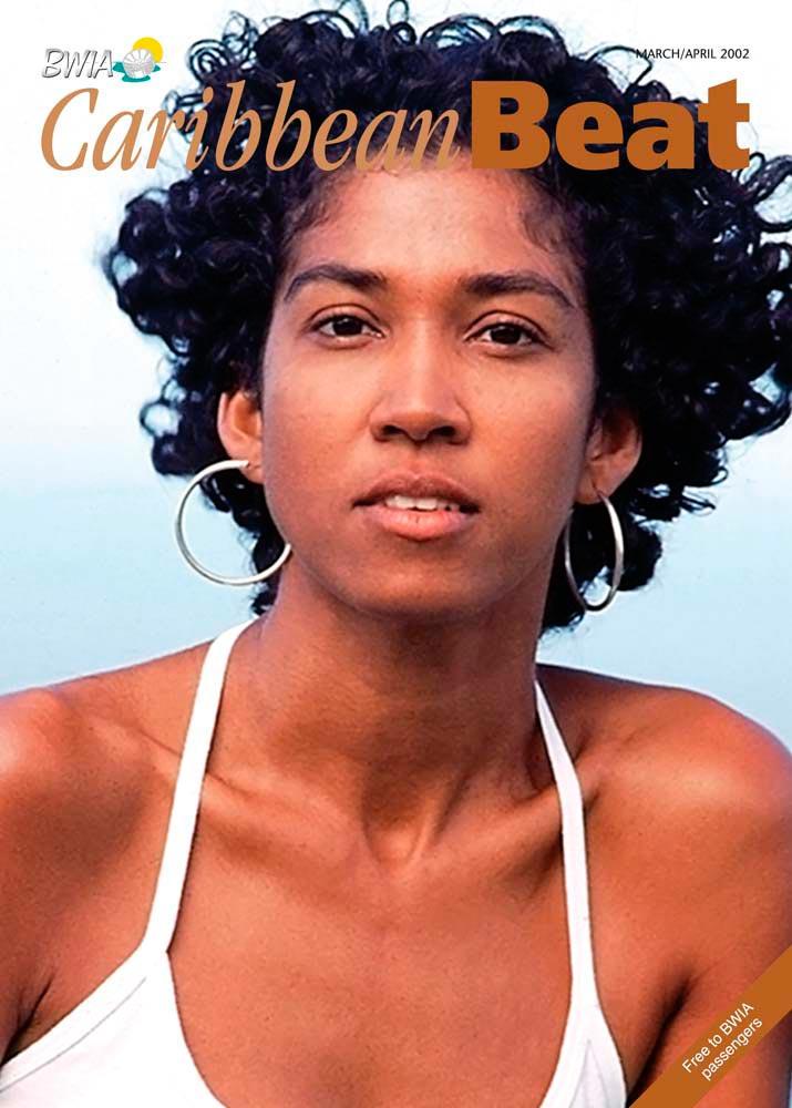 54 • Writer Oonya Kempadoo, March/April 2002. Photo by Jim Rudin
