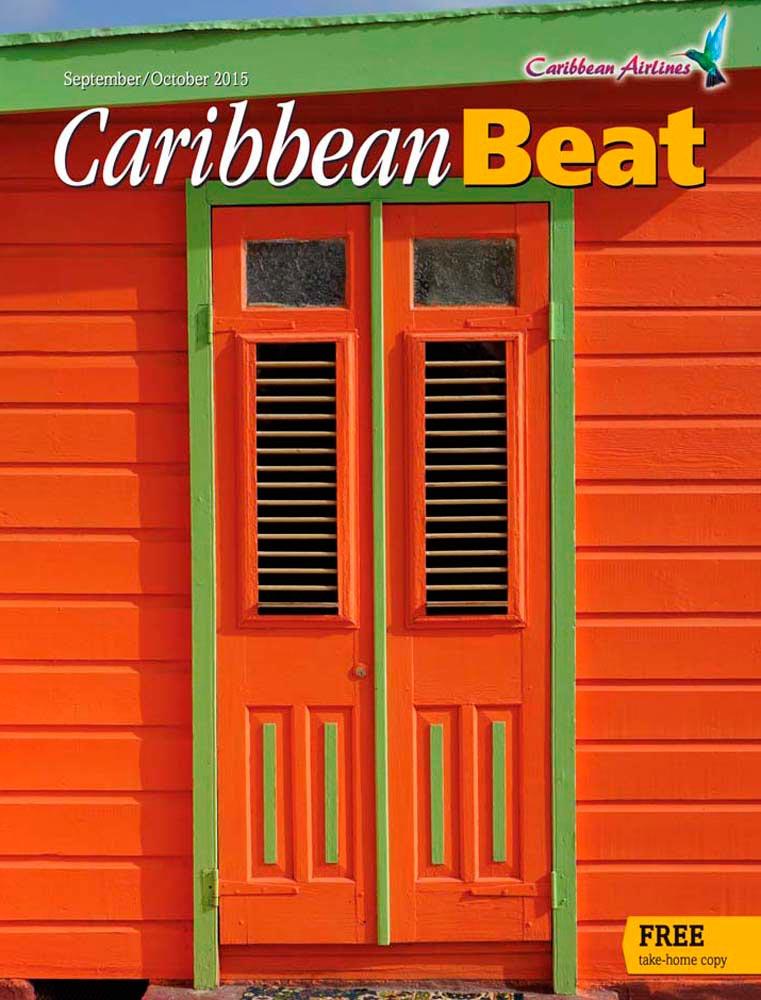 135 • Chattel house, Barbados, September/October 2015. Photo by Corrie Scott