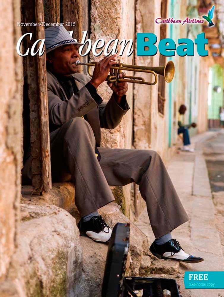 136 • Street musician, Havana, November/December 2015. Photo by Atlantide Phototravel/Corbis