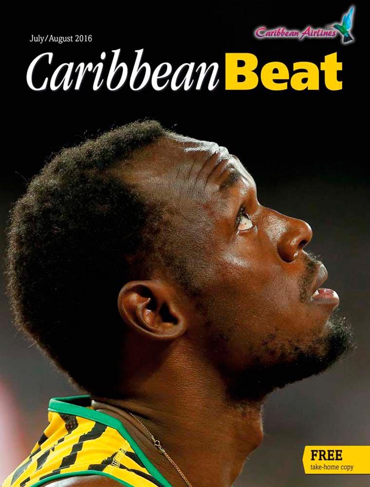 140 • Jamaican sprint legend Usain Bolt, July/August 2016. Photo by Alexander Hassenstein/Getty Images