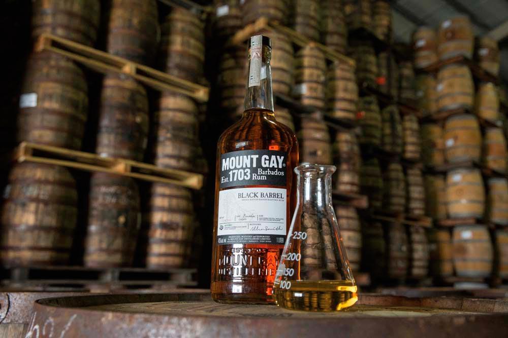 Photo courtesy Mount Gay Distillery