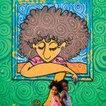 Inner-city art in Kingston