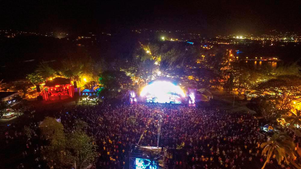 Photo courtesy St Lucia Summer Festival