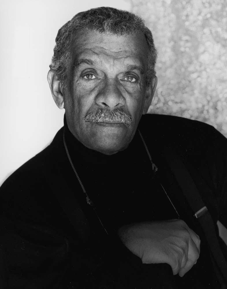 Derek Walcott. Photo by Horst Tappe/Getty Images