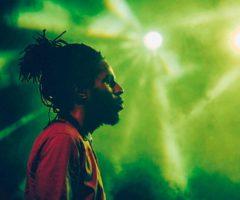Chronixx (a.k.a. Jamar McNaughton) • Reggae artist • Jamaica, Born 1992. Photo by Nickii Kane