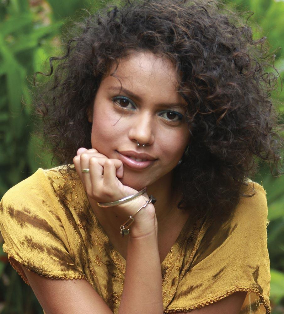 Maya Cozier • Filmmaker • Trinidad and Tobago, Born 1993. Photo by Kern Mollineau, courtesy Maya Cozier