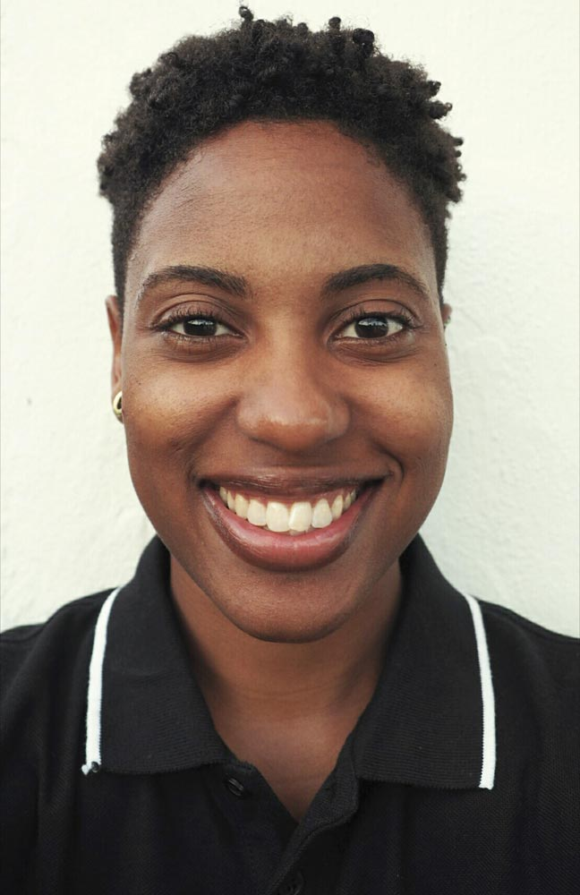 Nowé Harris-Smith • Visual artist • The Bahamas, Born 1993. Photo courtesy Nowé Harris-Smith