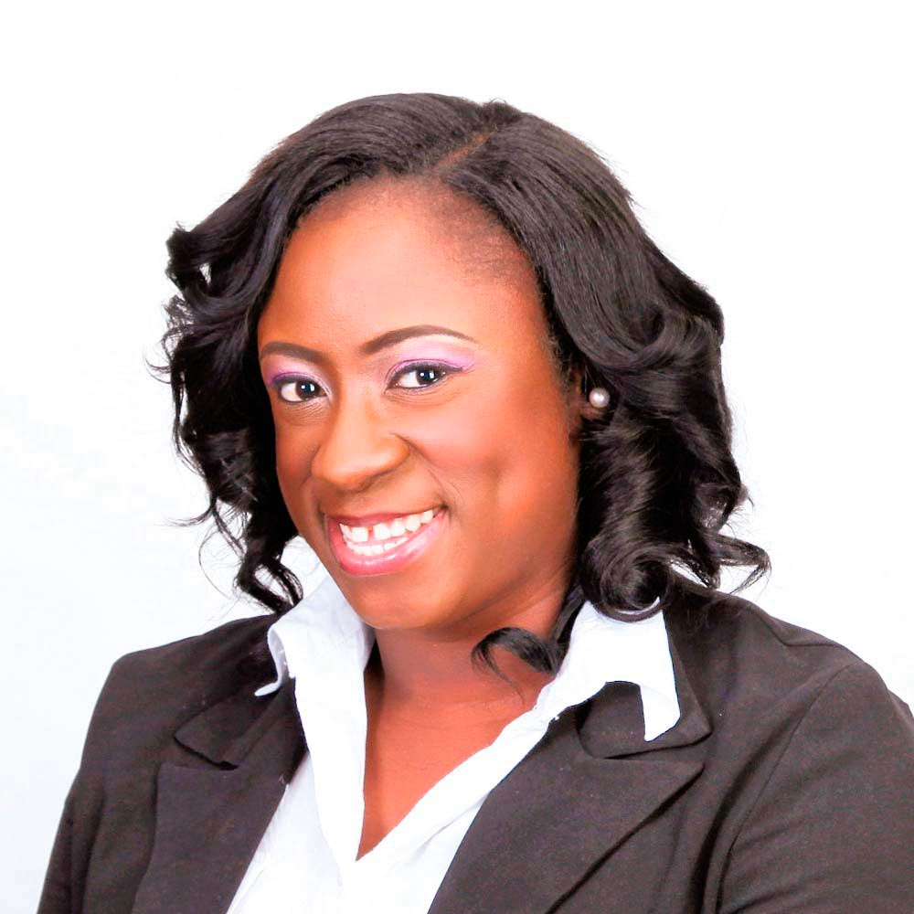 Michelle Thomas • Attorney and activist • Jamaica, Born 1991. Photo by courtesy Michelle Thomas