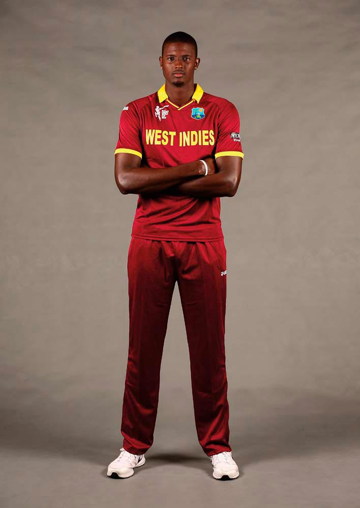 Jason Holder • Cricketer • Barbados, Born 1991. Photo by Cameron Spencer-Idi-Idi Via Getty Images