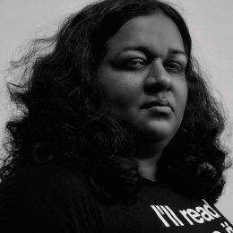 Shivanee Ramlochan. Photo by Marlon James