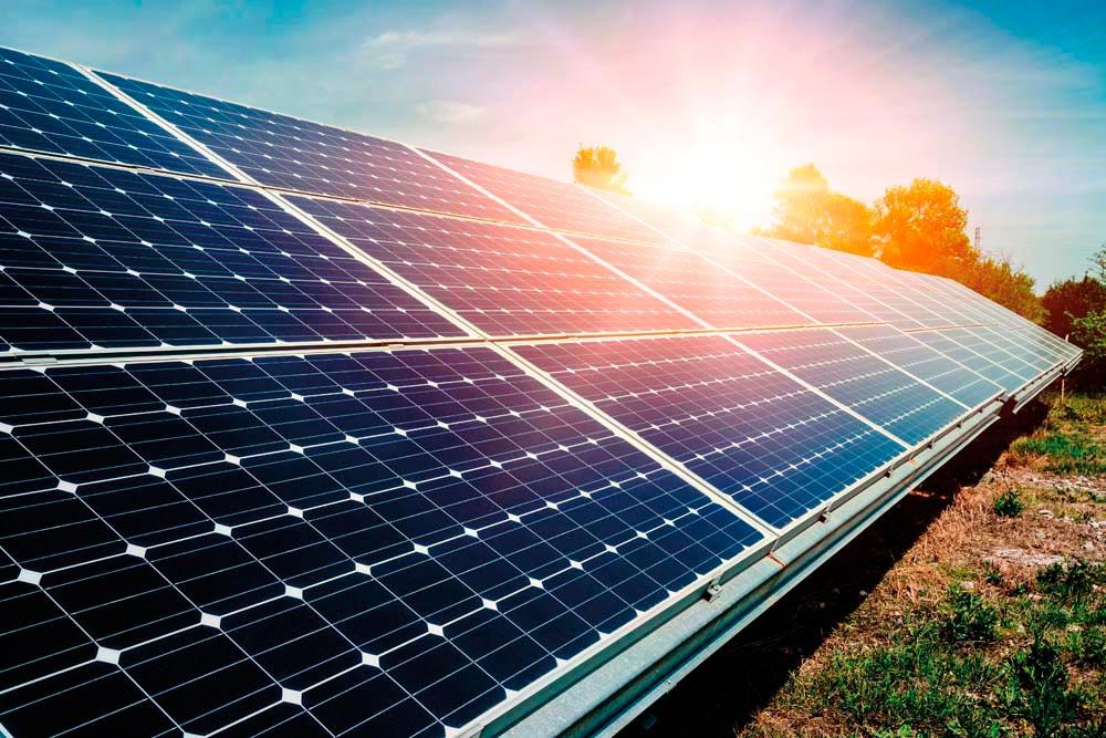 Year-round sunshine makes the Caribbean ideal for harnessing solar energy. Photo by Diyana Dimitroda/Shutterstock.com