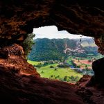 A cave with a view | Parting Shot