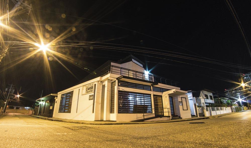 Little Carib Theatre. Photo by Aaron Mohammed/TCD Media