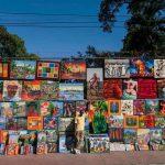 Art in the open | Round trip