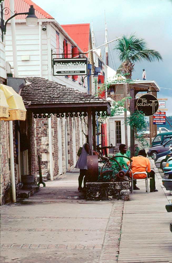 Downtown St John's. Photo by Chris Huxley