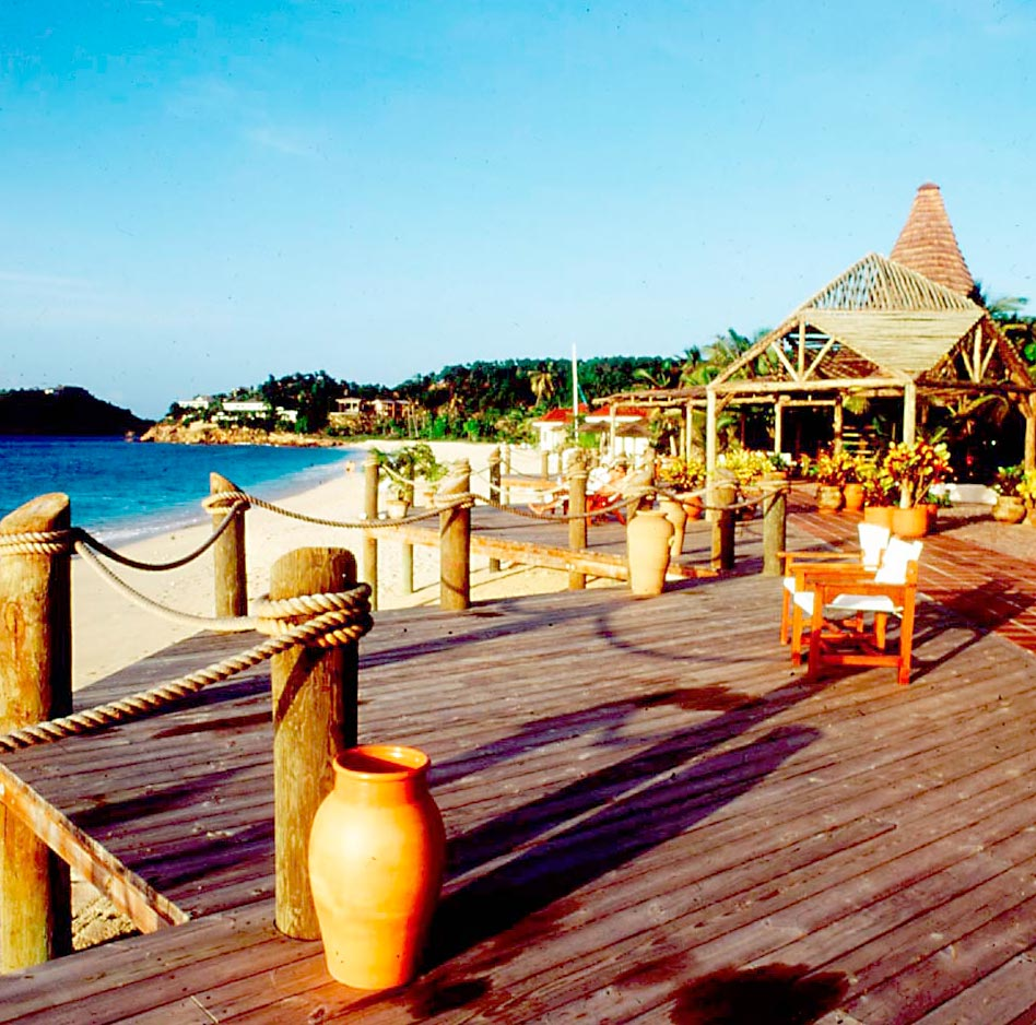 Galley Bay Resort, Five Islands. Photo by Nicole Mouck