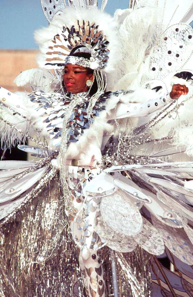 Children's Carnival, St John's. Photo by Chris Huxley