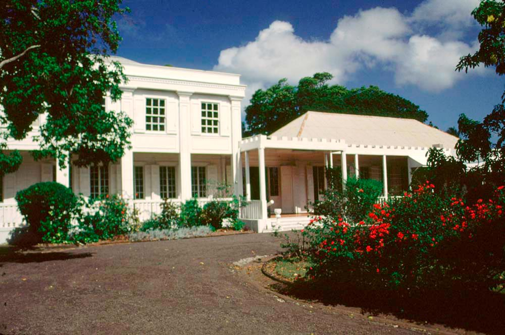Museum of Antigua and Barbuda. Photo by Chris Huxley