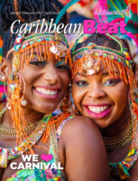 The January/February 2021 cover of Caribbean Beat magazine