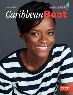 Guyana-born actress Letitia Wright, star of Black Panther. Photo by Kwaku Alston, courtesy IAG Talent